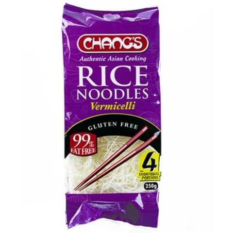 Chang's Rice Noodle Vermicelli - 250g - GF Pantry