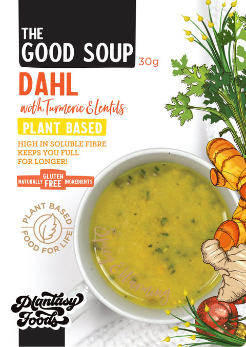 The Good Soup Dahl with Turmeric and Lentils 30g