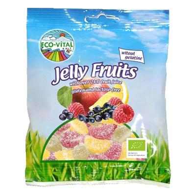 Eco Vital Jelly Fruits - 100g - GF Pantry