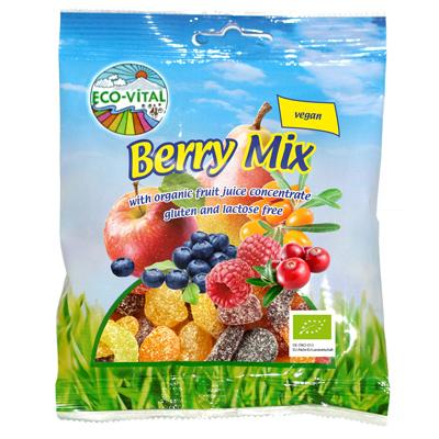 Eco Vital Berry Mix - 100g - GF Pantry