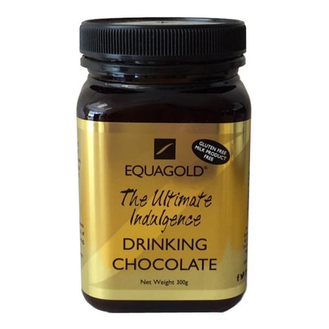 Equagold Ultimate Indulgence Drinking Chocolate - 300g - GF Pantry