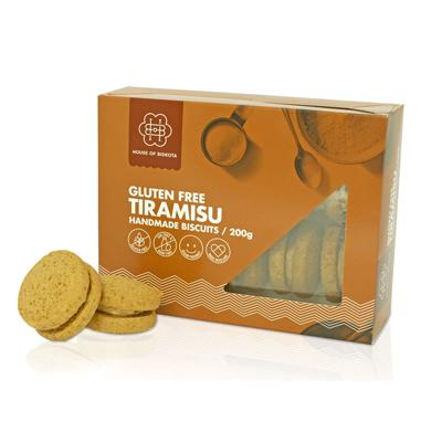 House of Biskota Tiramisu Kisses - 200g - GF Pantry