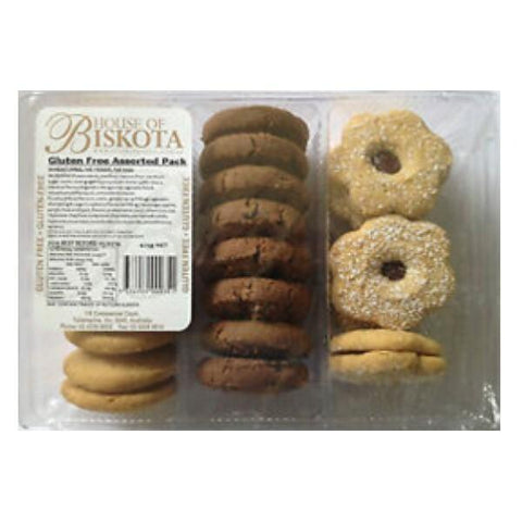 House of Biskota Biscuit Assortment - 425g - GF Pantry