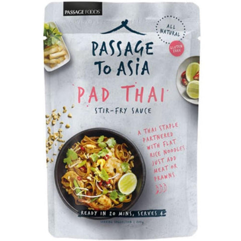 Passage Foods Pad Thai - 200g - GF Pantry