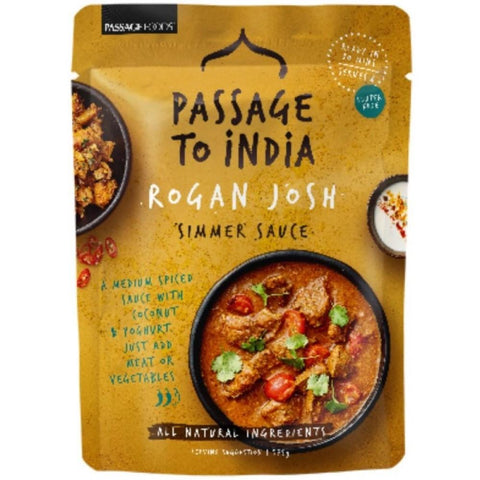 Passage Foods Rogan Josh - 375g - GF Pantry