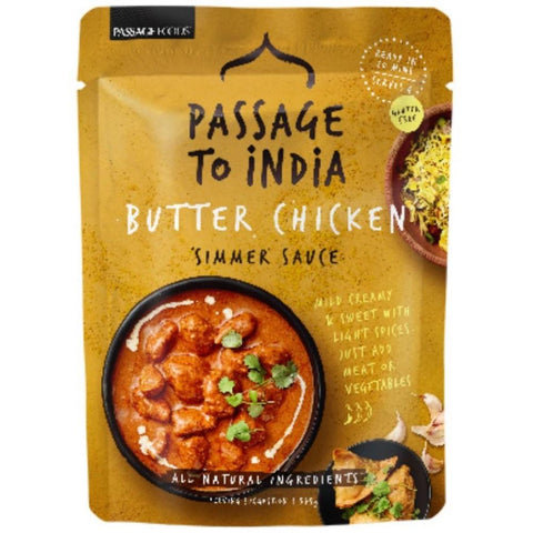 Passage Foods Butter Chicken - 375g - GF Pantry