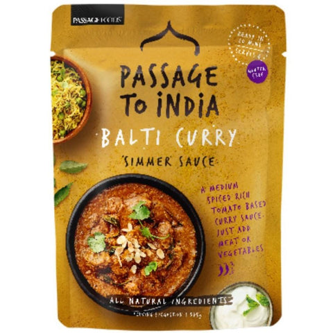 Passage Foods Balti Curry - 375g - GF Pantry