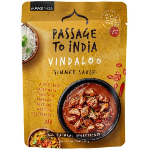 Passage Foods Vindaloo - 375g - GF Pantry