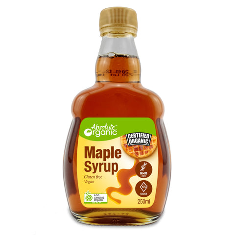Absolute Organic Maple Syrup - 250ml