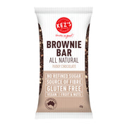 Kez's Kitchen All Natural Fudgy Chocolate Brownie Bar - 45g
