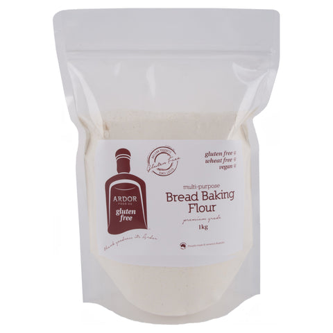 Ardor Food Co Premium Bread Baking Flour - 1kg