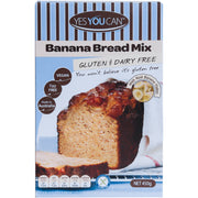 Yes You Can Banana Bread Mix - 450g