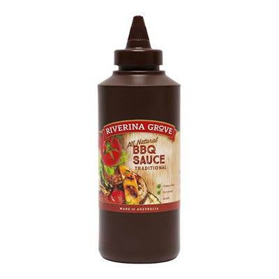 Riverina Grove BBQ Sauce - 500ml