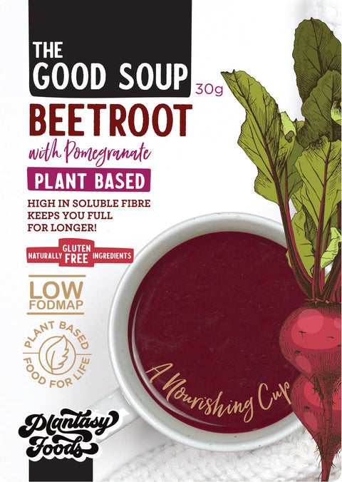 The Good Soup Beetroot with Pomegranate 30g