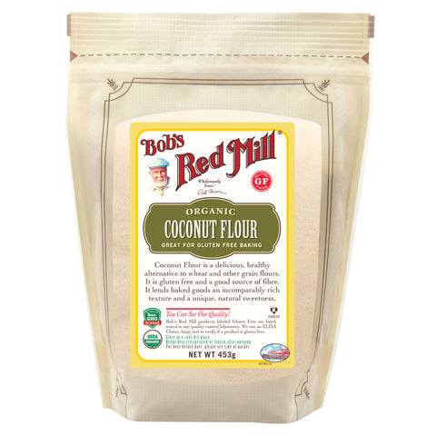 Bob's Red Mill Organic Coconut Flour - 453g