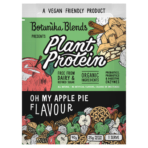 Botanika Blends Plant Protein Oh My Apple Pie - 40g