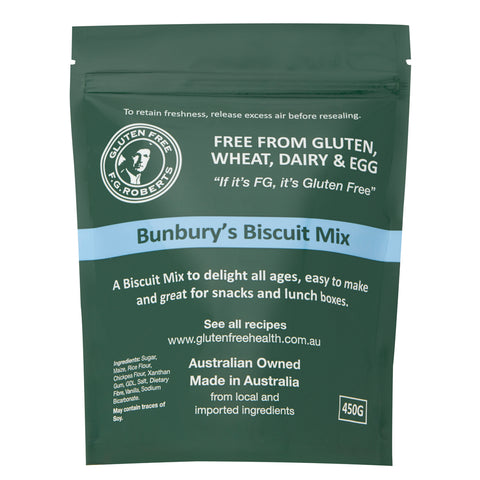 F. G. Roberts Bunbury's Biscuit Mix - 450g