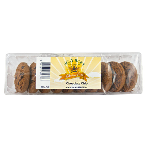 Busy Bees Chocolate Chip Biscuits- 195g