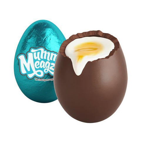 Mummy Meagz Vegan Cream Chuckie Egg - 40g