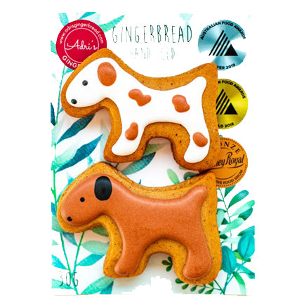 Adri's Gingerbread Dogs - 30g