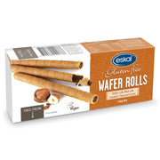 Eskal Wafer Rolls Hazelnut Cream - 100g
