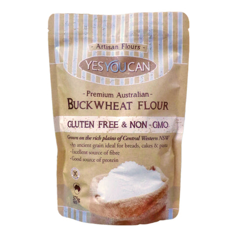 Yes You Can Artisan Buckwheat Flour - 375g