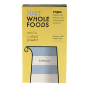 Just Whole Foods Vanilla Custard Powder - 100g