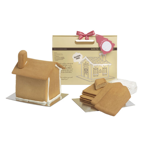 Gingerbread Folk Make-Your-Own Gingerbread House Kit - 600g