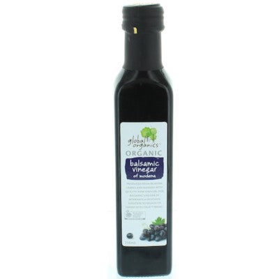 Global Organics Balsamic Vinegar - 250ml