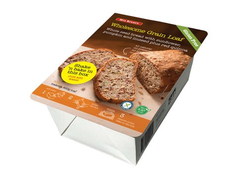 Mrs Brunt Wholesome Grain Loaf - 300g