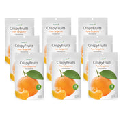 Health Attack Crispy Fruits Tangerine - 12x 10g