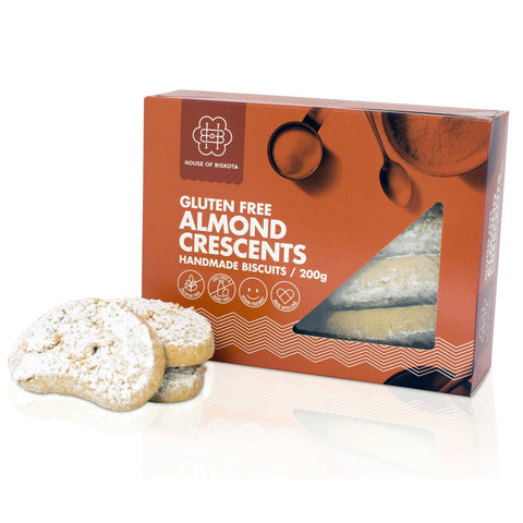 House of Biskota Almond Crescent - 200g