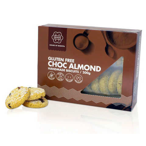 House of Biskota Choc Almond Biscuit - 200g