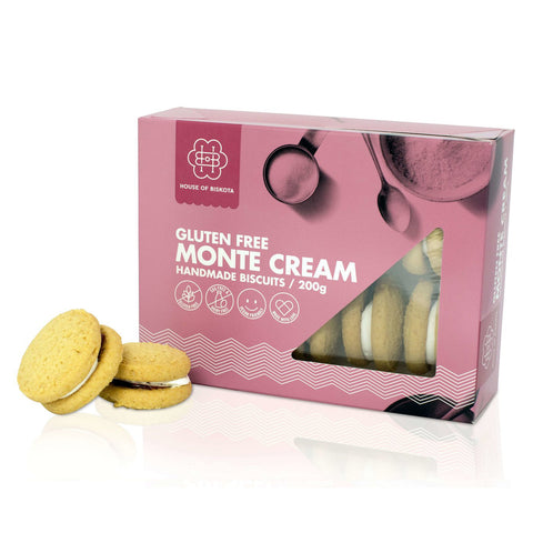 House of Biskota Monte Cream - 200g