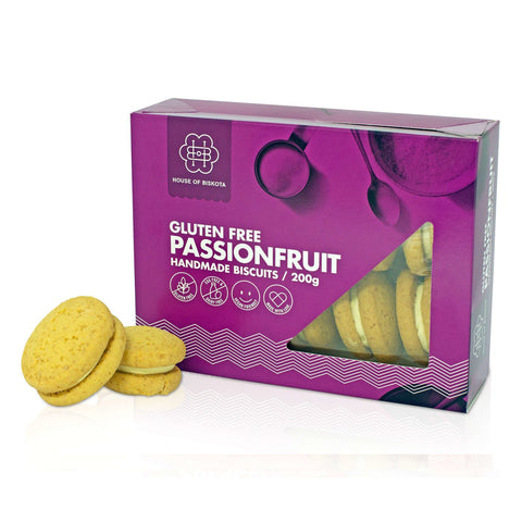House of Biskota Passionfruit Kisses - 200g
