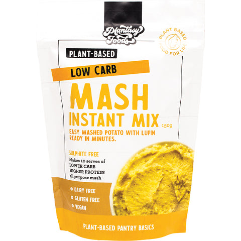 Plantasy Foods Low Carb Mash Instant Mix 150g