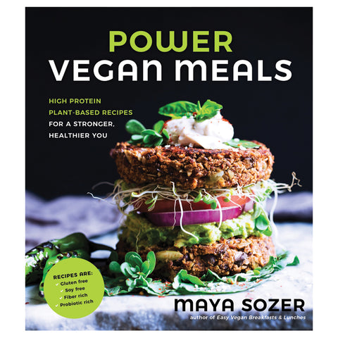 Power Vegan Meals by Maya Sozer