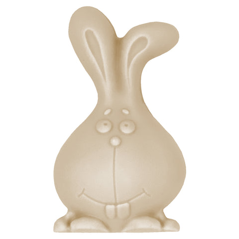 Moo Free Milky Bunny White Chocolate Egg - 80g