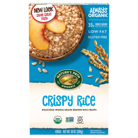 Nature's Path Crispy Rice Cereal - 284g