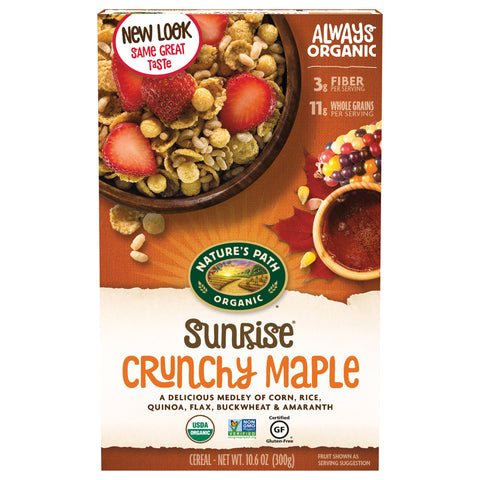Nature's Path Sunrise Crunchy Maple - 300g