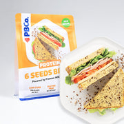 PBCo. 6 Seeds Protein Bread Mix - 350g