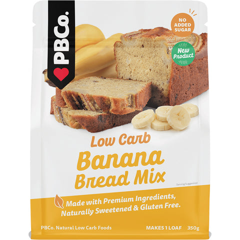 PBCo. Low Carb Banana Bread Mix - 350g
