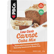 PBCo. Low Carb Carrot Cake Mix - 350g