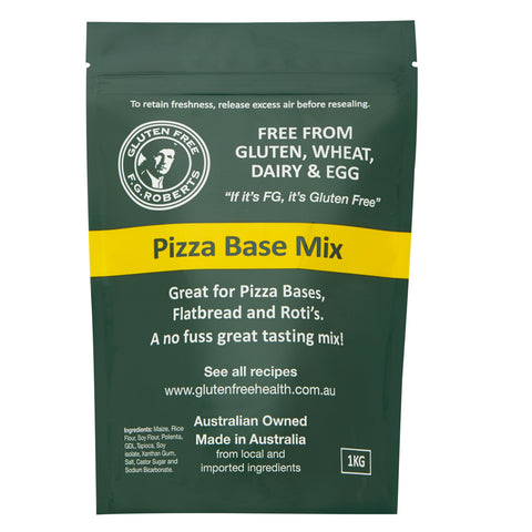 F. G. Roberts Pizza Base Mix - 1kg