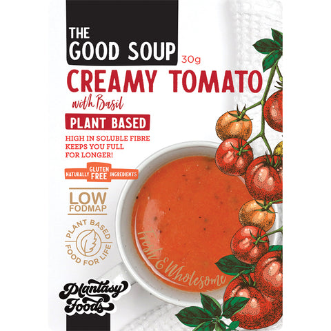 The Good Soup Creamy Tomato with Basil 30g