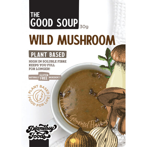 The Good Soup Wild Mushroom 30g
