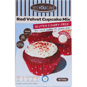 Yes You Can Red Velvet Cup Cake Mix - 450g