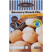 Yes You Can Savoury Cheese Snack - 400g