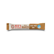 Kez's Kitchen Naked Choc Mud Snack Bar - 125g