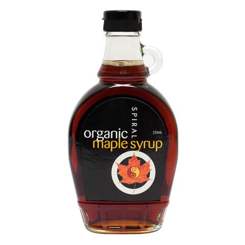 Sprial Foods Organic Maple Syrup - 250ml